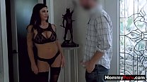 Watch Happy birthday mommy - step mom and son sex preview