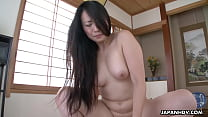 Experienced mature woman with small tits, Aya S...