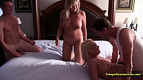 The Tampa MILFs Know How to Throw an Orgy