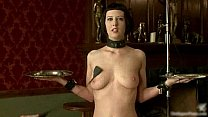 Slave 1: BDSM & Brunette HD Porn VideoxHamster Thumbnail