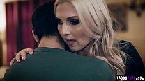 Ricky showers her stepmom Christie Stevens with...