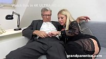 Watch a Hot Teen Learn How to Fuck from an Old ...