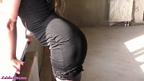 Sexy Realtor in Stockings make Blowjob and had ...