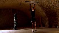 Slim and super sporty Katerina Doda tries bonda...
