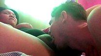 Big Natural Ebony Teen Tits POV Pussy Licking &...
