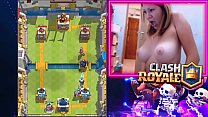 Chica clash royal