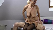 Watch Mature woman gets fucked by young guy preview