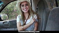 Team Skeet - Blonde Teen (Lilly Ford) Fuck For ...