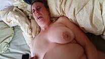 Cheating housewife BBW MILF Kaitee Banggs has s...