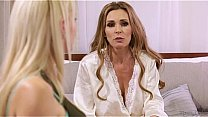 Watch Teen caught her stepmom masturbate - Tanya Tate, Skylar Madison preview