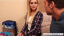 Blonde babe Mia Malkova gets facialized Thumbnail