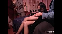 Vintage groupsex with babes