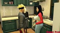 Pervert Family Cap 2 Boruto and sarada talking ...