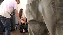 Hot amateur MILFs gathering from fixed cam with...