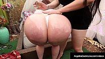 Plump Pussy Pleasing BBWs, Angelina Castro & Ma...