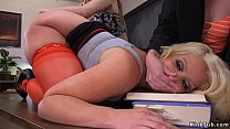 Lesbian students Casey Calvery and Aspen Ora to...