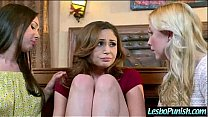 Hot Lez Girls Play Hard Sex With Dildos mov-19