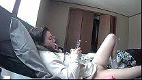 Secret Cam MILF Step Mom Rubs Her Fat Pussy