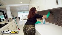 BANGBROS - Curvy Latina Housekeeper With Incred...