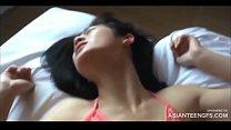 (AMATEUR) Chinese girl gets facial cumshot