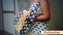 Indian Desi Bhabi Changing And BAthing Video LE...