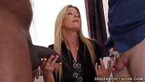 Watch India Summer Enjoys Interracial Sex In Front Of Cuckold preview