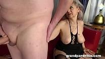Grandpas Cumshot Compilation
