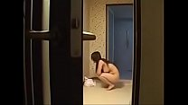 Japanese Asian Mom showes her Son good Sex