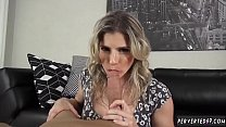 Watch Homemade real taboo friend's sister Cory Chase sex massage treatment preview