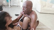 Blackbuster Francys Belle all anal with Mike Ch...