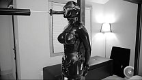 bondage fetish - obedient whore learns how to g...
