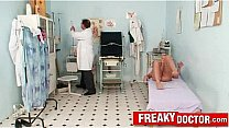 Dirty old and young medical fetish clinic porn ...