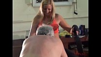 Cassidys Most Severe Whipping - Painful Floggin...