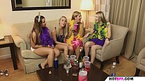a college sex party