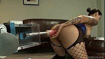 Big boobs brunette Dana Vespoli in hot lingerie...
