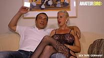 SEXTAPE GERMANY - Manu Magnum - Sexy Big Tits B...