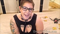 CHUBBY WHORE LOVES BBC IN ALL HOLES