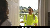 Exxxtra Small - Petite Teen (Karlie Brooks) Sli...