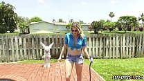 Naked beach sex public Cory Chase crazy rough s...