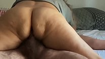 Wife agrees to take another man cock in her pus...