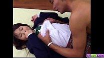 Hot japan girl Nana Kurosaki in beautiful sex v...