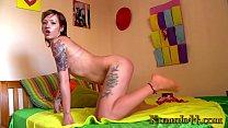 Kumalott - Kawai Asian Teen Striptease