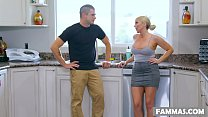 Busty MILF Does It For Her Daughter And Son-in-law