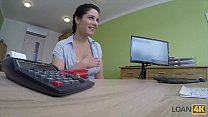 LOAN4K. Only fucking can help chick get a loan ...
