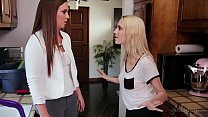 Watch Squirter cleaning lady and the hot house owner - Maddy O'Reilly, Cadence Lux preview