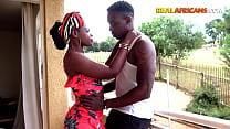 Real Ebony Amateur Pounding Neighbour