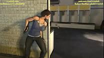 Resident Evil Jill gets into monster issues 3D ...