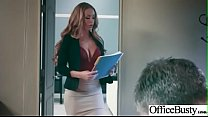 (Nicole Aniston) Hot Office Girl With Big Tits ...