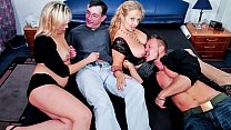 REIFE SWINGER - Hot foursome porn with amateur ...