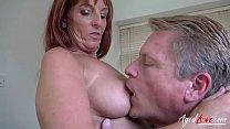 Marc Kaye enjoys hardcore sex with mature Beau